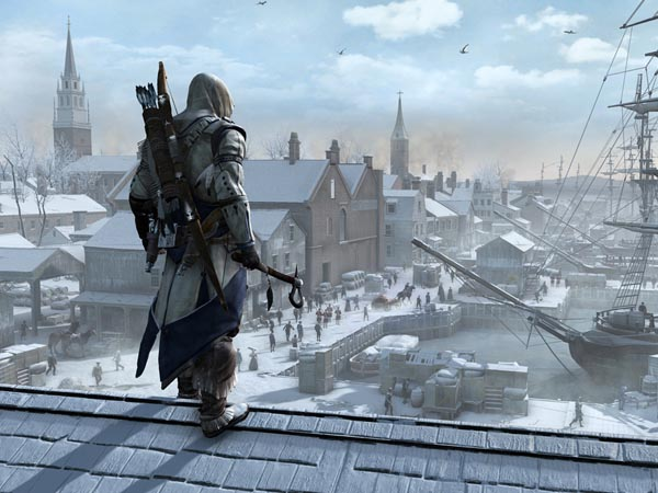 Assassin's Creed 3 (Quelle: Ubisoft)