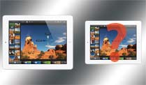 Mini-iPad: Apple plant Billig-Tablet. Plant Apple ein iPad mini? (Quelle: Montage t-online - Produktbild von Apple)