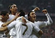 Platz 2 belegt Real Madrid (1,4 Milliarden). (Quelle: imago)