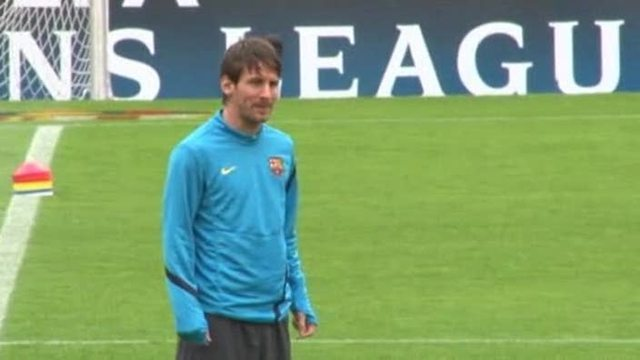 Barca: Punktet Messi im Finale? (Screenshot: ZoomIn)