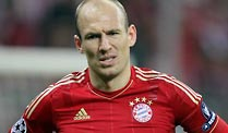 Arjen Robben will derzeit nicht ber eine Vertragsverlngerung reden. (Quelle: imago)