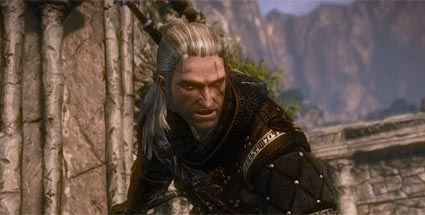 "Gamescom: ""The Witcher"" zum selbst bauen. The Witcher 2: Enhanced Edition für Xbox 360 (Quelle: Namco Bandai / CD Projekt)"