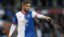 Schottischer Nationalspieler David Goodwillie erhält Bewährungsstrafe. Blackburn-Profi David Goodwillie muss Sozialarbeit ableisten. (Quelle: imago)