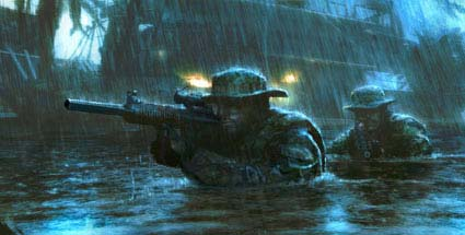 Medal of Honor: Electronic Arts (EA) stellt Ego-Shooter ein. Medal of Honor: Warfighter (Quelle: Electronic Arts)