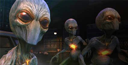 """Xcom: Enemy Unknown"": 2K Games nennt Releasetermin. Xcom: Enemy Unknown (Quelle: 2K Games)"