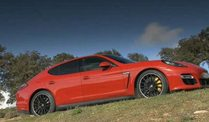 Porsche Panamera GTS mit mehr Power (Screenshot: Car News)