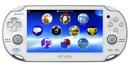 Playstation Plus für die Vita startet im November. Playstation Vita (Quelle: Sony)