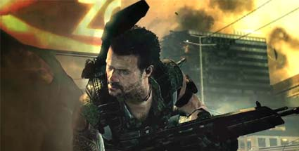 Call of Duty und Co. im Visier von THQ. Call of Duty: Black Ops 2 (Quelle: Activision)