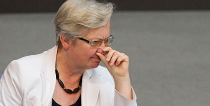 Annette Schavan German education minister stripped of doctorate after ...