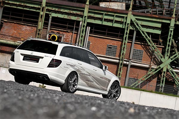 edo competition C 63 AMG T- Modell (Quelle: Hersteller)