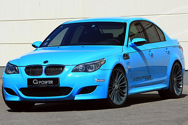 G-Power M5 Hurricane RRs (Quelle: Hersteller)