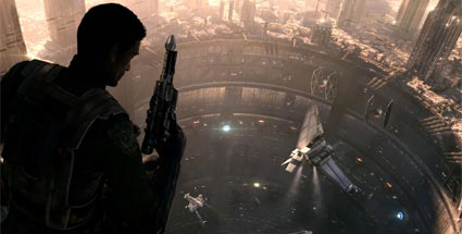 Star Wars 1313: Lucas Arts zeigt düsteres Action-Adventure. Star Wars 1313 (Quelle: Lucas Arts)