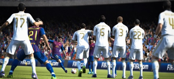 Fifa 13: Demo und neuer Trailer am Start. Fifa 13 (Quelle: Electronic Arts)