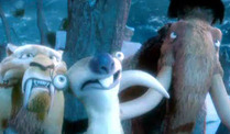 """Ice Age 4 - Voll verschoben!"" (Screenshot: 20th Century Fox)"