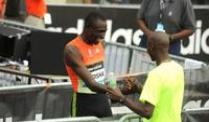 Topleistungen in New York: Rudisha ragt heraus. David Rudisha siegte über die 800 Meter in New York in überragenden 1:41,74 Minuten.