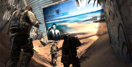 Ego-Shooter Spec Ops: The Line - PC-Demo steht bereit. Spec Ops: The Line (Quelle: 2K Games)