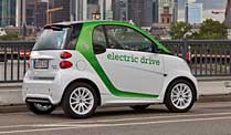 Smart Fortwo electric drive: Doppelt so teuer wie der Benziner. Smart Fortwo electric drive (Quelle: Hersteller)