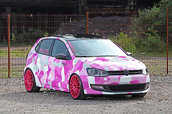 VW Polo (Quelle: CFC-StylingStation/Jordi Miranda)