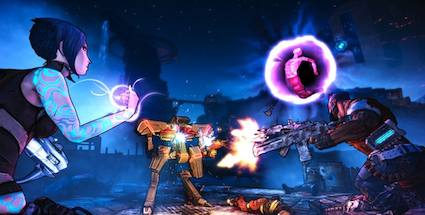 Borderlands 2: Preview zum Ego-Shooter für PC, PS3 & Xbox 360. Borderlands 2 (Quelle: 2K Games)