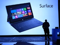 Microsoft Surface Tablet-Computer (Quelle: AP/dpa)