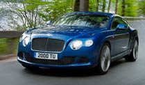 . Bentley Continental GT Speed (Quelle: Hersteller)