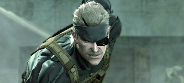 "Hideo Kojima bestätigt ""Metal Gear Solid 5"". Metal Gear Solid 4: Guns of the Patriots (Quelle: Konami)"
