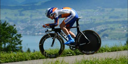 Tour de France 2012: Rabobank im Check. Robert Gesink (Quelle: imago)