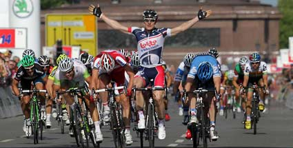 Tour de France 2012: Lotto-Belisol im Check. Andre Greipel (Quelle: imago)