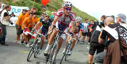 Tour de France 2012: Team Katusha im Check. Denis Mentschow (Quelle: imago)