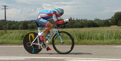 Tour de France 2012: Astana im Check. Janez Brajkovic (Quelle: imago)