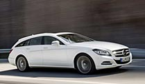 Mercedes CLS Shooting Brake: Preise sind da. Mercedes CLS Shooting Brake (Quelle: Hersteller)