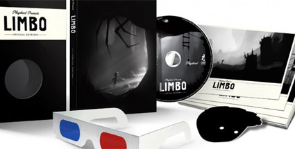 Limbo: Collector's Edition mit zahlreichen Extras. Limbo Collector's Edition (Quelle: Playdead)