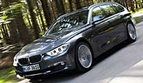 BMW 328i Touring: Erster Autotest mit dem Kombi. BMW 328i Touring (Quelle: Press-Inform)