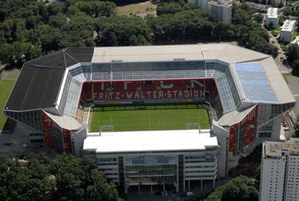 Fritz-Walter-Stadion in Kaiserslautern (Quelle: imago\TOS)