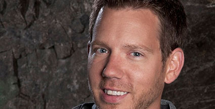Interview mit Cliff Bleszinski von Epic Games. Cliff Bleszinski, Creative Director bei Epic Games (Quelle: Medienagentur plassma)