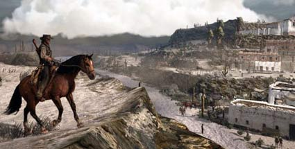 Reportage Open-World-Games: Dieses Land ist Dein Land. Red Dead Redemption (Quelle: Rockstar)