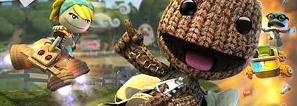 Little Big Planet Karting (Quelle: Sony)