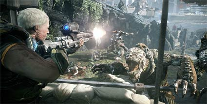 Gears of War: Judgment kommt im März 2013. Gears of War: Judgment (Quelle: Epic Games)