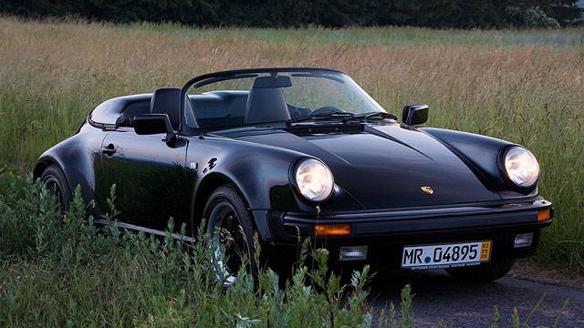 fahrspa ohne ende porsche 911 und 964 speedster. Black Bedroom Furniture Sets. Home Design Ideas