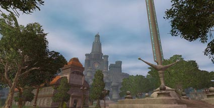 MMOG Everquest 2: Großes Update veröffentlicht. Everquest 2 (Quelle: Sony Online Entertainment)