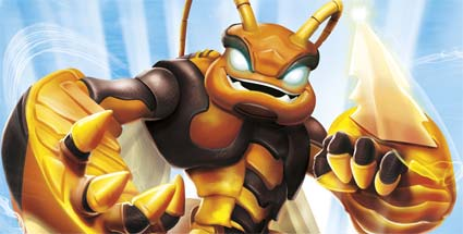 Der Giant Swarm in Skylanders Giants (Quelle: Activision)