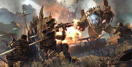Warface: Crytek und Trion Worlds bringen kostenlosen Ego-Shooter. Warface (Quelle: Crytek)