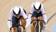 . Gold im Teamsprint (Quelle: dpa)