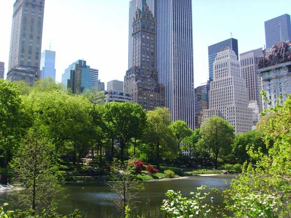 "Der Central Park gilt als ""Lunge New Yorks"". (Quelle: Holidaycheck)"