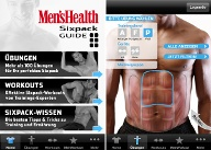 Men's Health Sixpack Guide (Quelle: Hersteller)