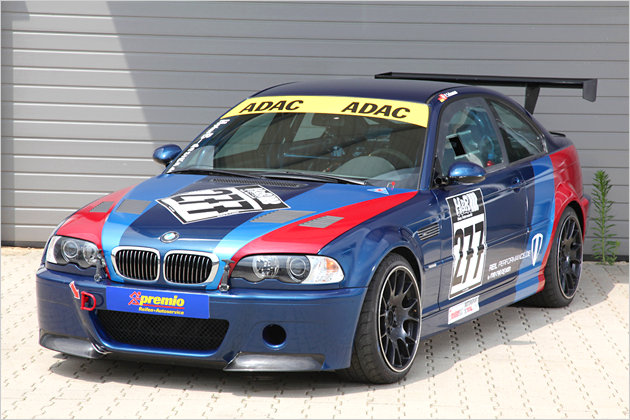 BMW M3 CSL (Quelle: Auto-News)