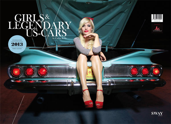 Girls & legendary US-Cars (Quelle: Carlos Kella)
