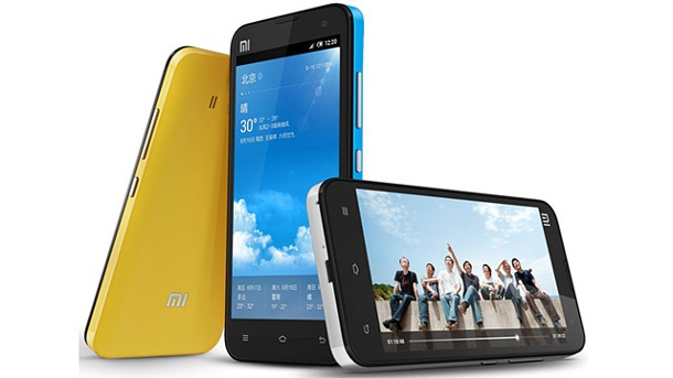 Xiaomi Phone Mi 2 billiges China-Smartphone bald in Europa. Xiaomi Phone Mi 2 (Quelle: Hersteller)