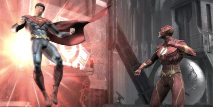 Gamescom: Injustice - Superman was auf die Zwölf geben. Injustice (Quelle: WB Games)