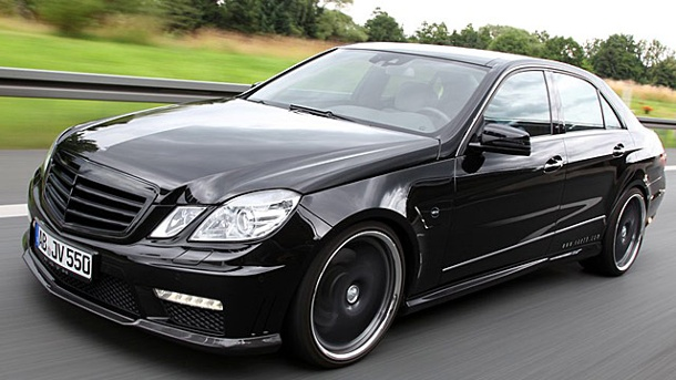 Väth pusht Mercedes E 500 auf 520 PS. Mercedes E 500 (Quelle: Auto-News)